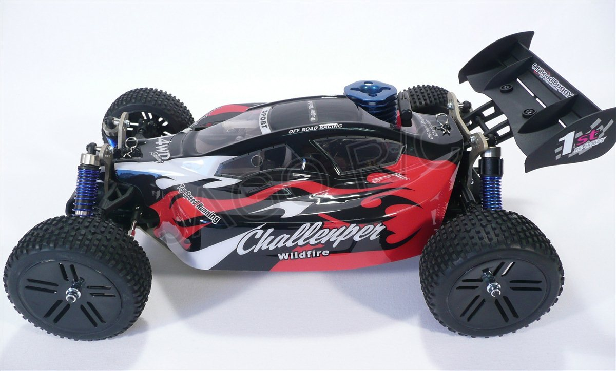 verbrenner buggy ferngesteuertes 2 4ghz anlage rc auto 1. Black Bedroom Furniture Sets. Home Design Ideas